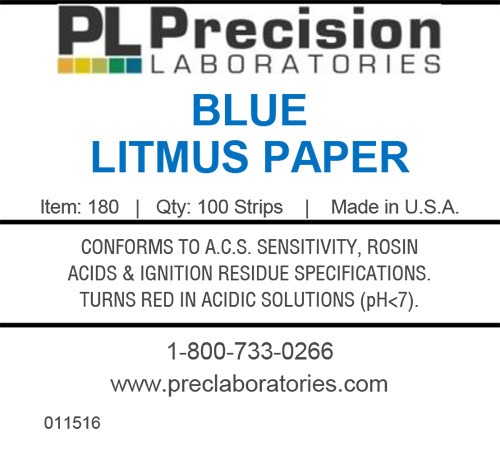 Blue Litmus Test Papers, blue litmus, blue litmus test paper