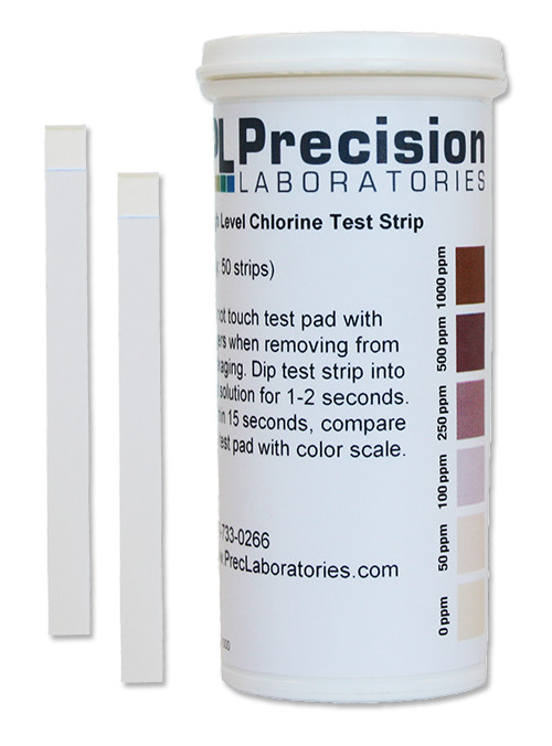 Sanitizer Test Strips