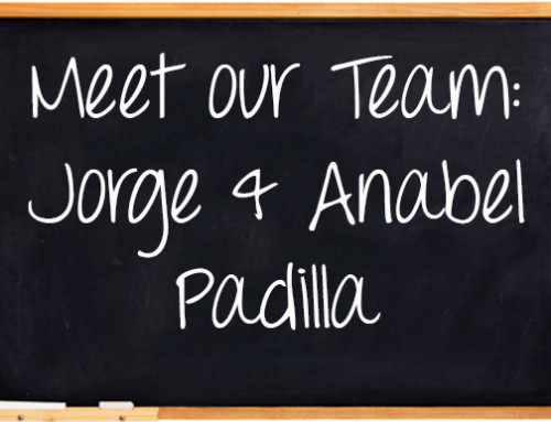 Meet Our Team: Jorge and Anabel Padilla