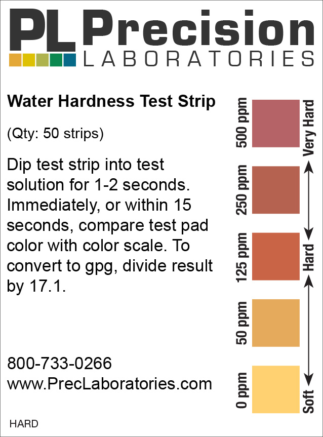 water hardness test strip, water hardness, water hardness test strips