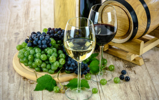 pH versus total acidity in wine, wine test strips, wine pH, wine pH test strips