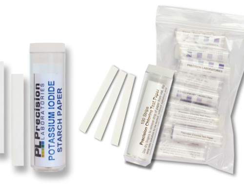 Misuse of Potassium Iodide Starch and Chlorine Test Papers