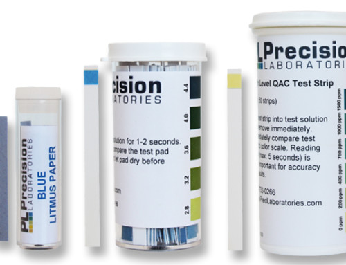 Quality Assurance Procedures for Precision's Test Strips