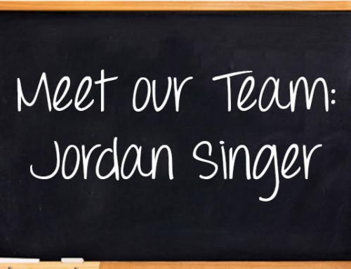 Meet Our Team: Jordan Singer