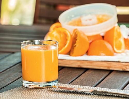 Acidity of Orange Juice
