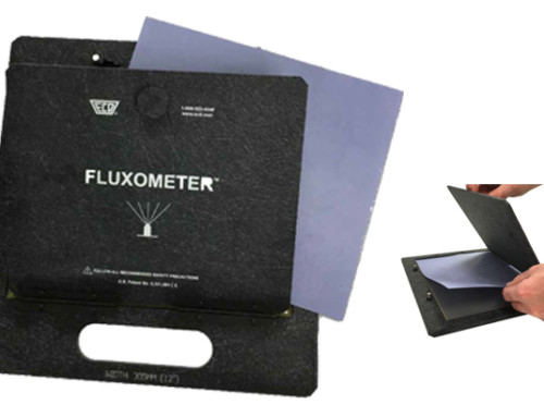 Fluxometer® Moisture Detection with pH Paper